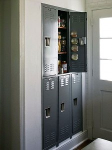 locker pantry