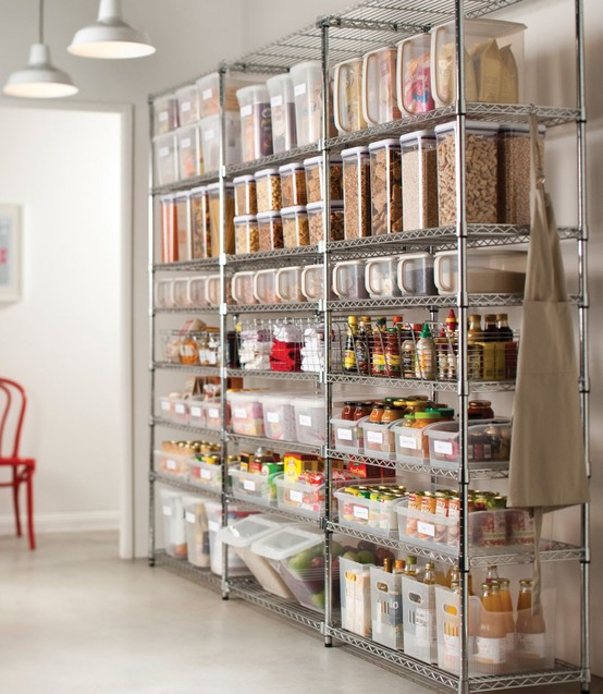 5 Unique Pantry Organization Tips - The Shelving Store