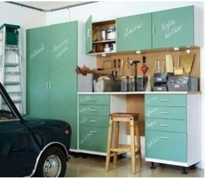 chalkboard cabinets
