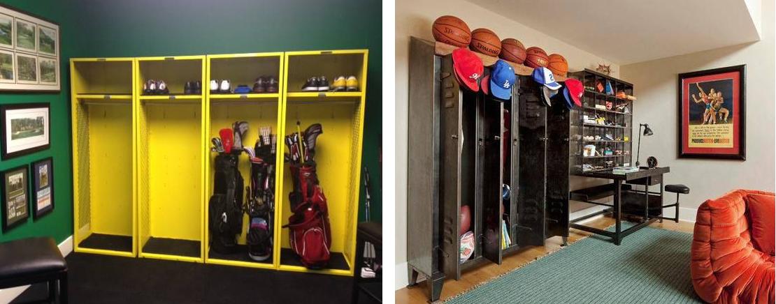 Brilliant school locker uses inside the home the shelving store