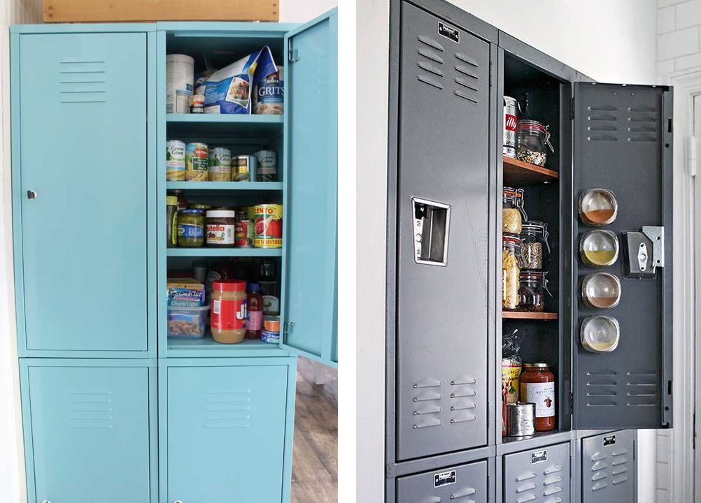 Brilliant School Locker Uses Inside The Home The