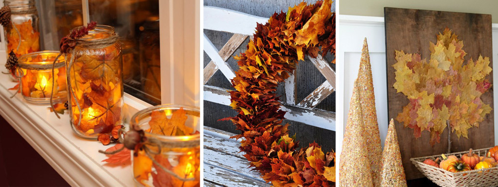 ThanksgivingDecorUsingLeaves