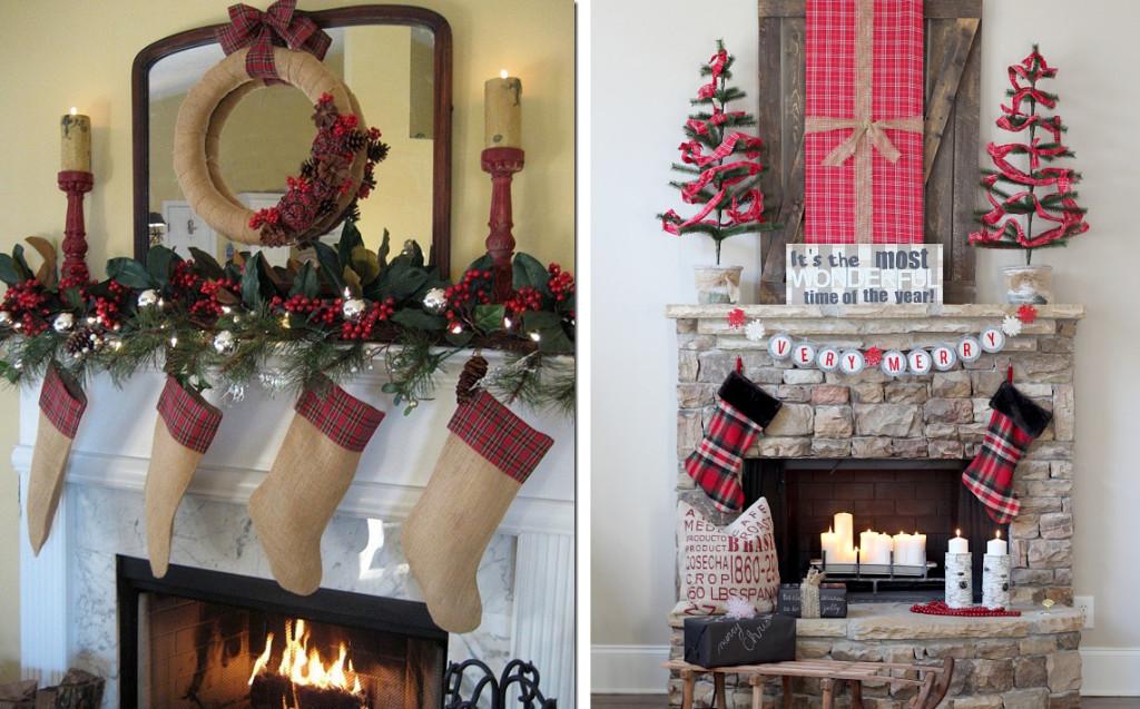HolidayMantle_PlaidTheme