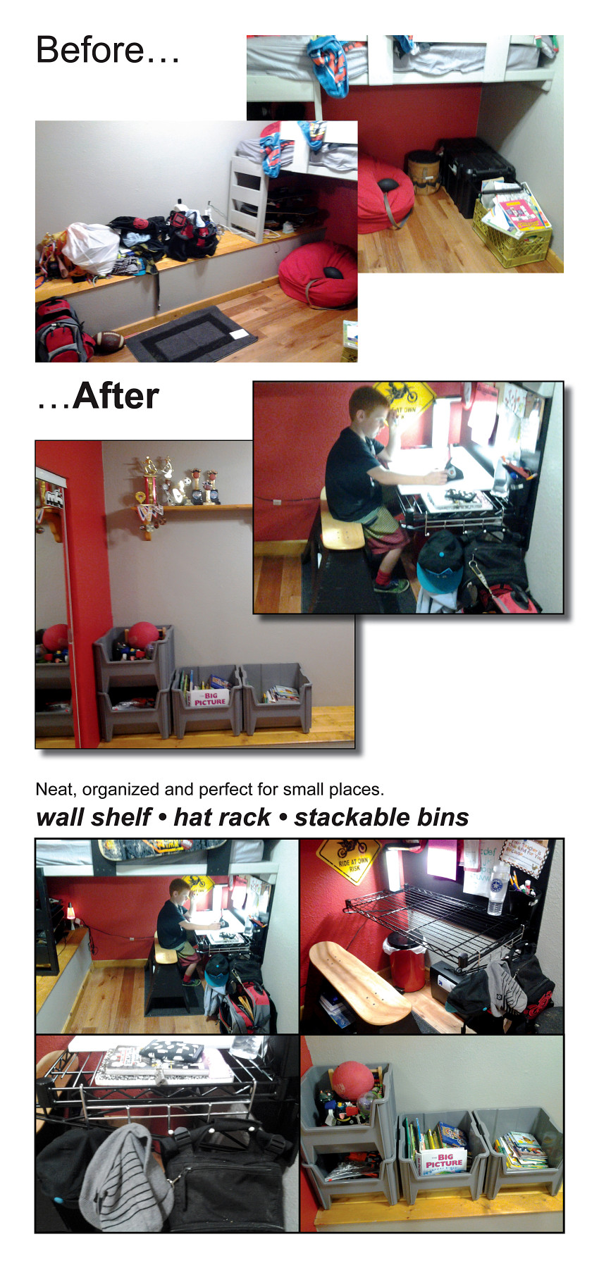 RoomShelfie
