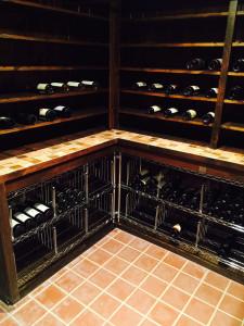 Wine Cellar Shelving