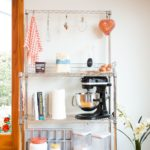 Wire Shelving Bakers Rack