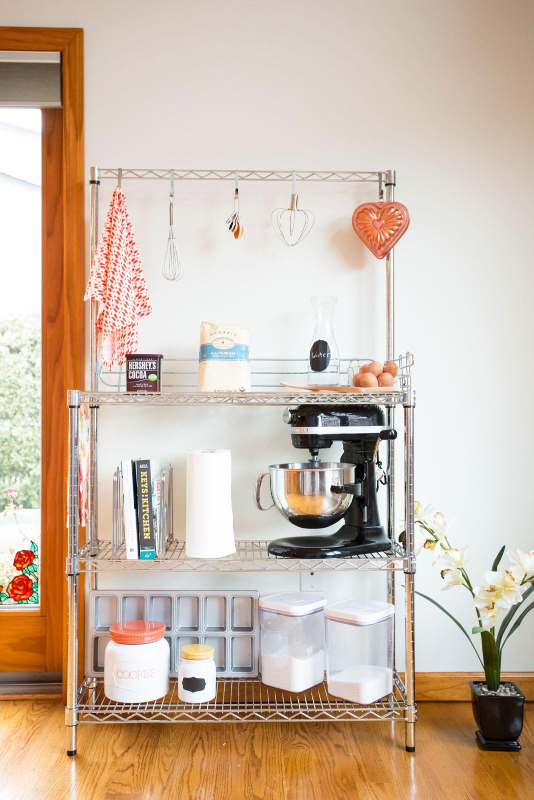Alternate Uses for Baker's Racks | The Shelving Store