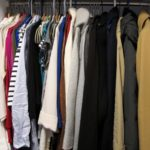 Winter Closet Organization