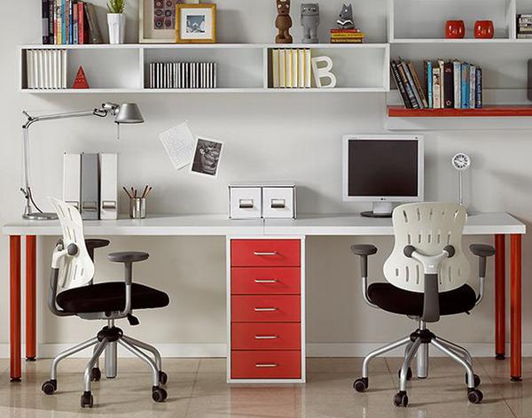 Charming Modern Home Office Desk