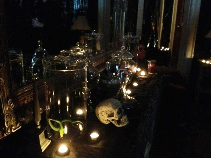 Decorate House For Halloween Party Custom Decoration