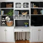 hiding clutter in the home