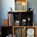 vinyl record storage