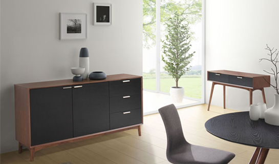 The Difference Between Credenzas Buffets Sideboards