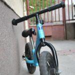 kid bike storage