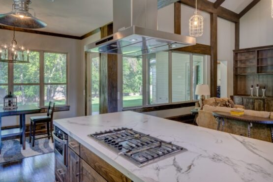 add a window seat to your kitchen