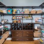 freedomrail kitchen shelves